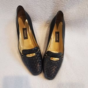 Vintage Bally Vanessa Loafers